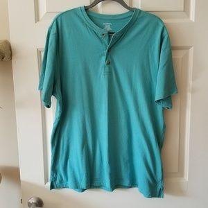 Puritan Pull Over Shirt